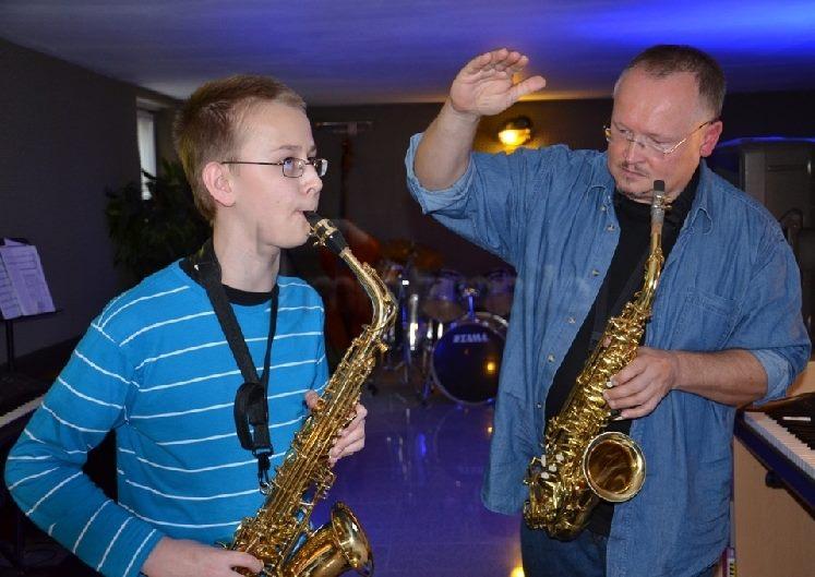 Saxophonunterricht Münster